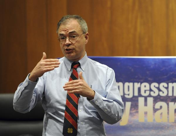 Rep. Andy Harris says health care fight not over