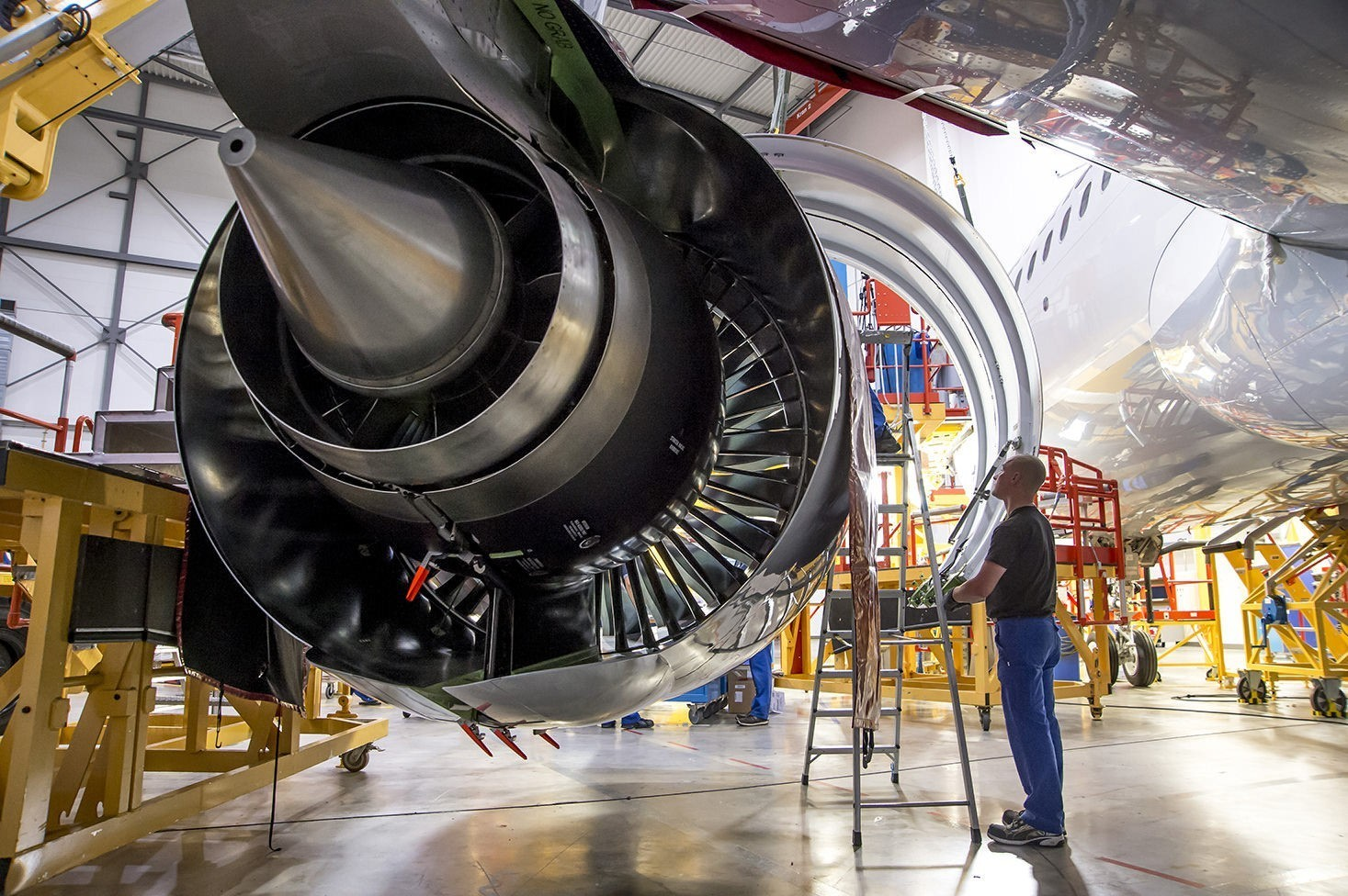 Pratt & Whitney To Supply Spare Engines As Turbofan ...
