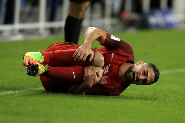Lletget lost to Galaxy, national team for 4-6 months