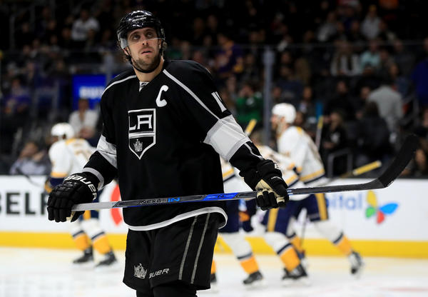 Anze Kopitar Acknowledges His 'down Year' And The Adjustment To Being The Kings' Captain