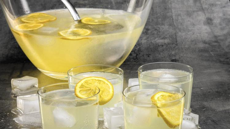 Easy gin-punch recipe