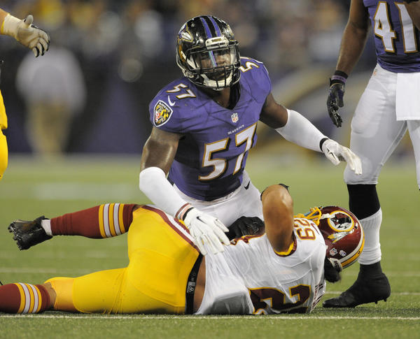 The Ravens will pick up C.J. Mosley's fifth-year contract option