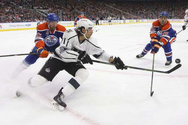What We Learned From The Kings' 2-1 Loss At Edmonton