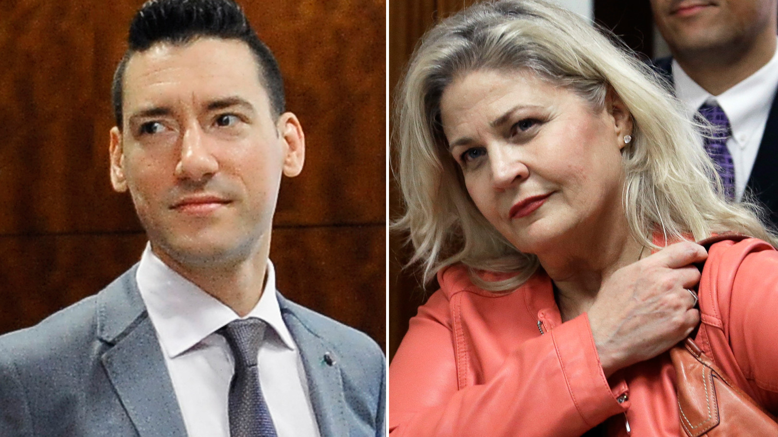 Two antiabortion activists behind undercover Planned Parenthood videos charged with 15 felonies
