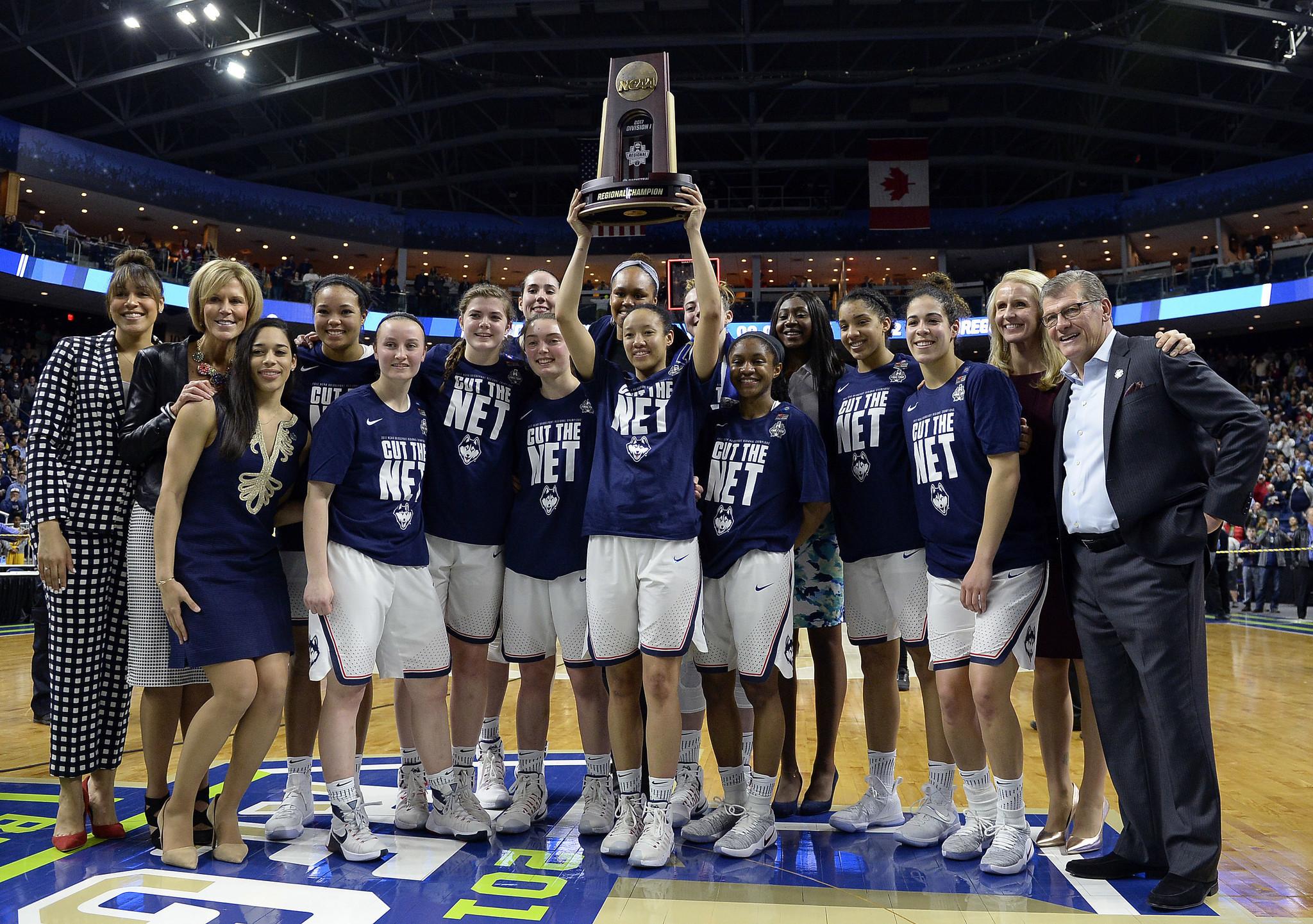Glory For Women, Money For Men In NCAA Basketball Tournament - Hartford Courant