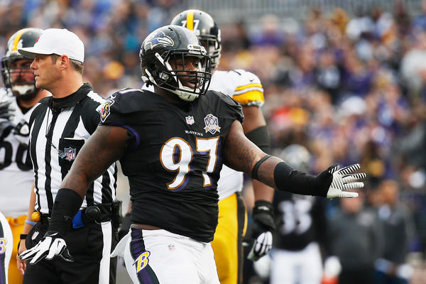 Ravens' news, notes and opinions on a potential trade of Timmy Jernigan, draft needs, reunions