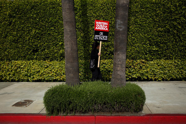 Writers Guild of America moves another step closer to possible strike