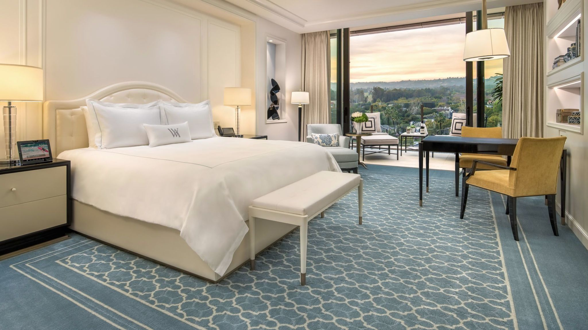 Interior Designers Beverly Hills A Look Inside The Soontoopen Waldorf Astoria Beverly Hills  La