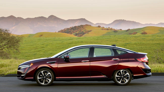 Image result for 2017 honda clarity