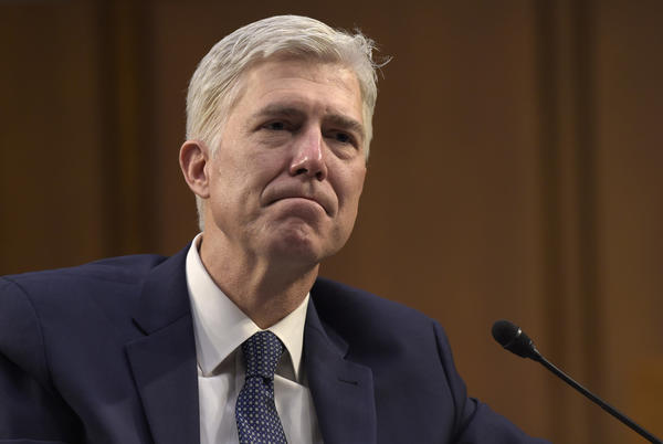 Judge Neil M. Gorsuch (Associated Press)