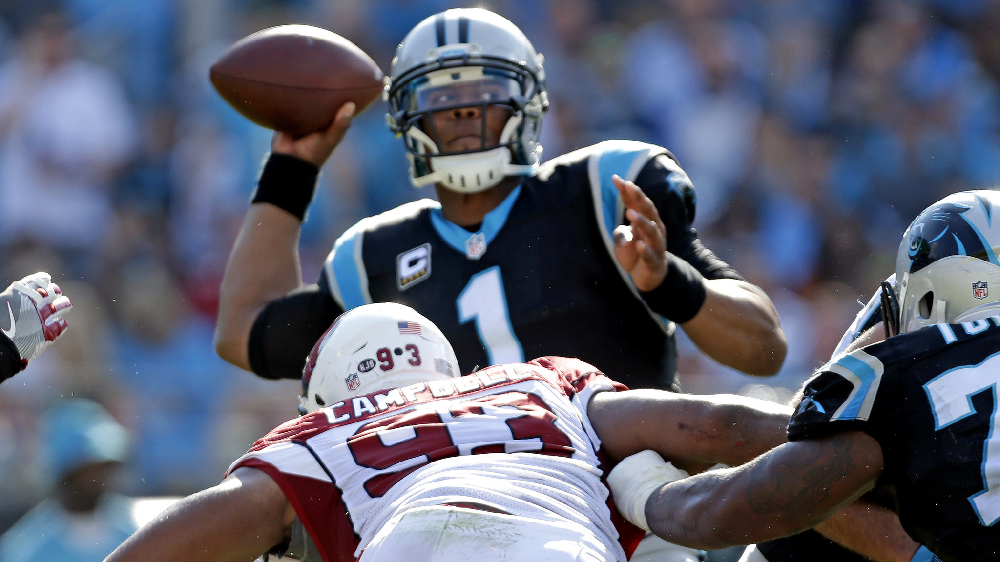 NFL: Cam Newton has shoulder surgery, expected to be ready for training camp