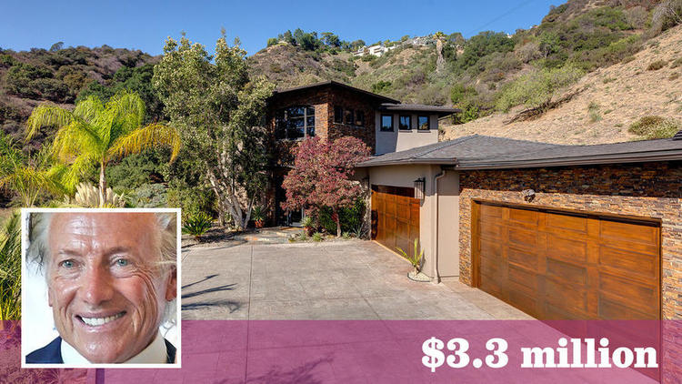 Meteorologist Dallas Raines has sold his home in Pasadena for $3.3 million, or $5,000 over the asking price.