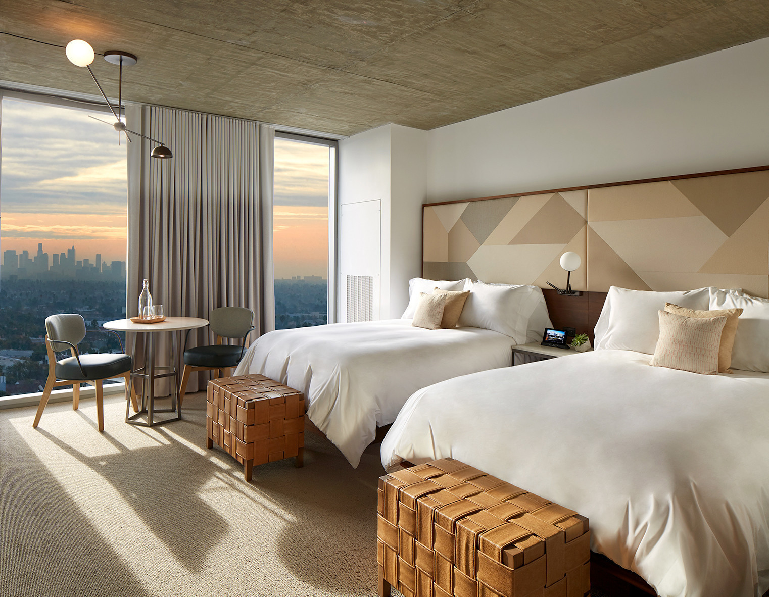 Popular  rooms at the James West Hollywood Yes but only during a one day sale LA Times