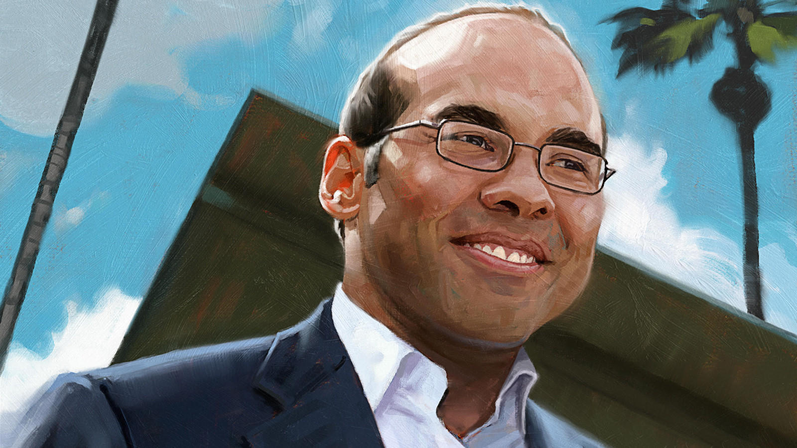 How Dodgers GM Farhan Zaidi became one of the most coveted minds in baseball - LA Times