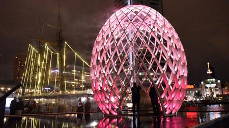 12 things not to miss at light city baltimore 2017 baltimore sun