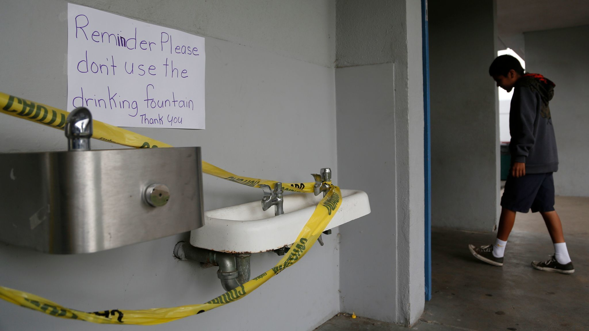 Water fountains schools - California Must Do More To Protect Kids From Lead Exposure At Schools The San Diego Union Tribune