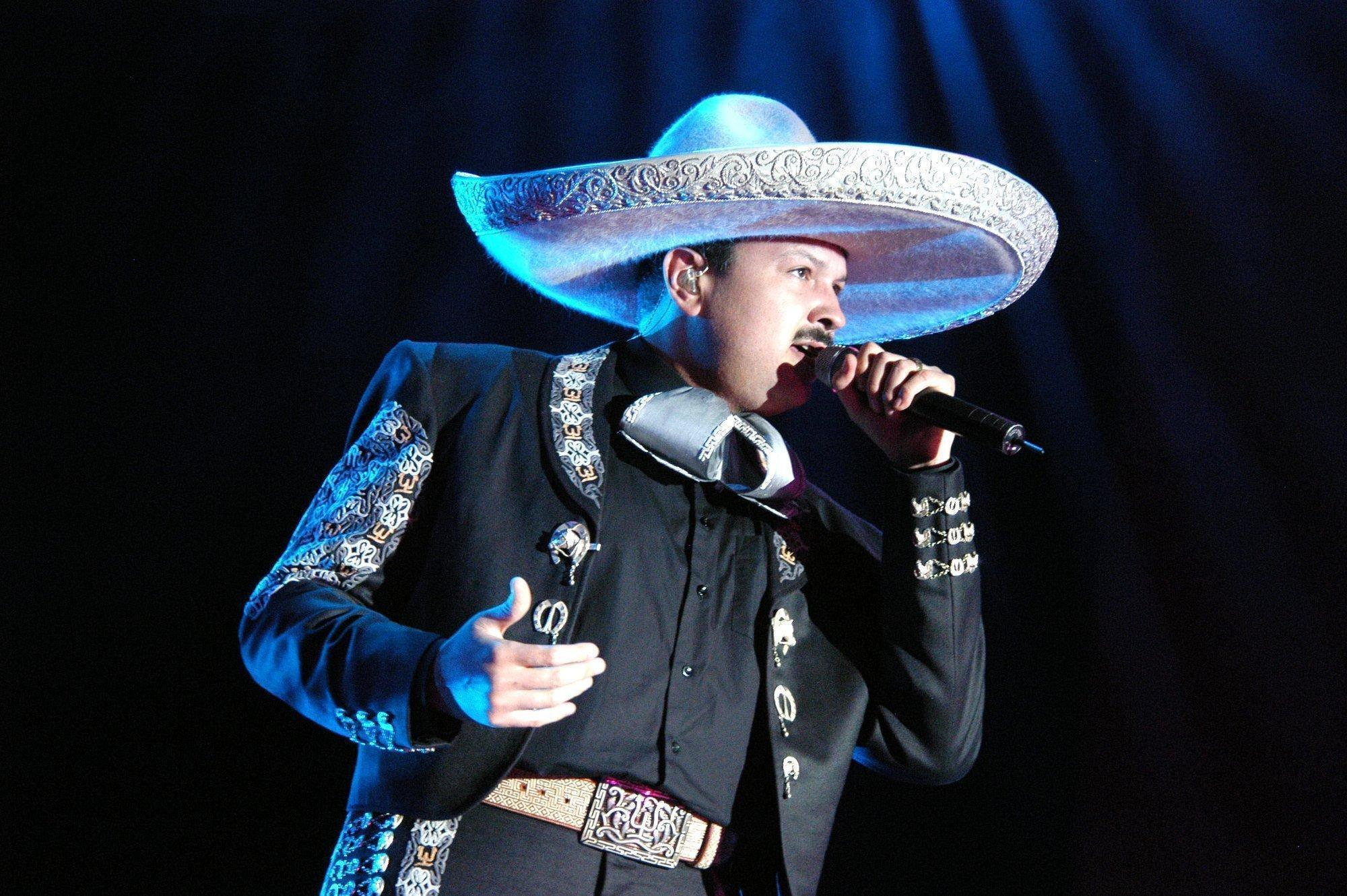 Mexican Singer Pepe Aguilar S Son Arrested In California