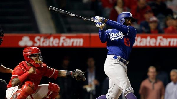 Some restoration drama at the Big A as Dodgers top Angels, 3-1