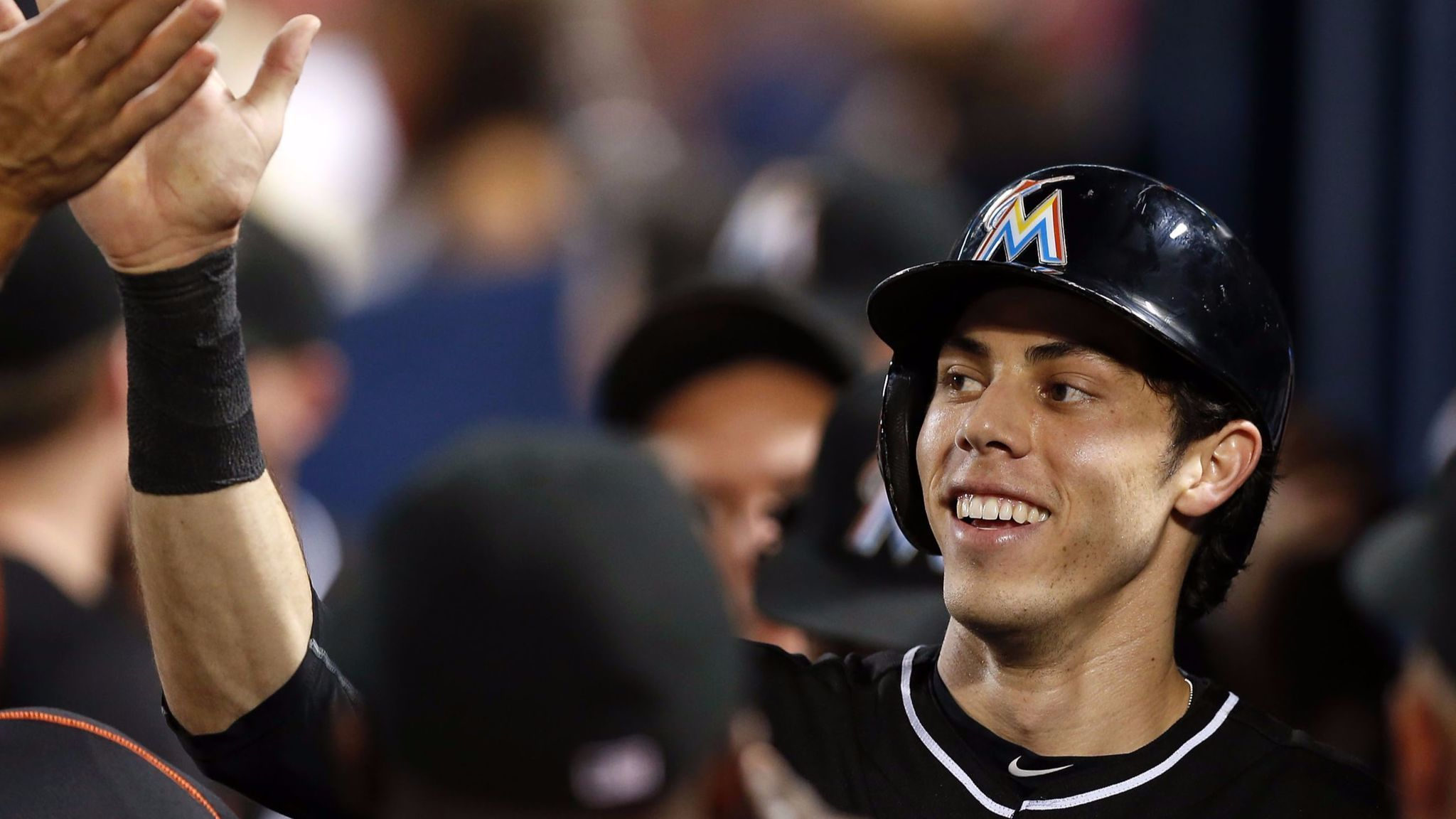 Hyde Theres Not A Marlin Who Matters More Than Yelich