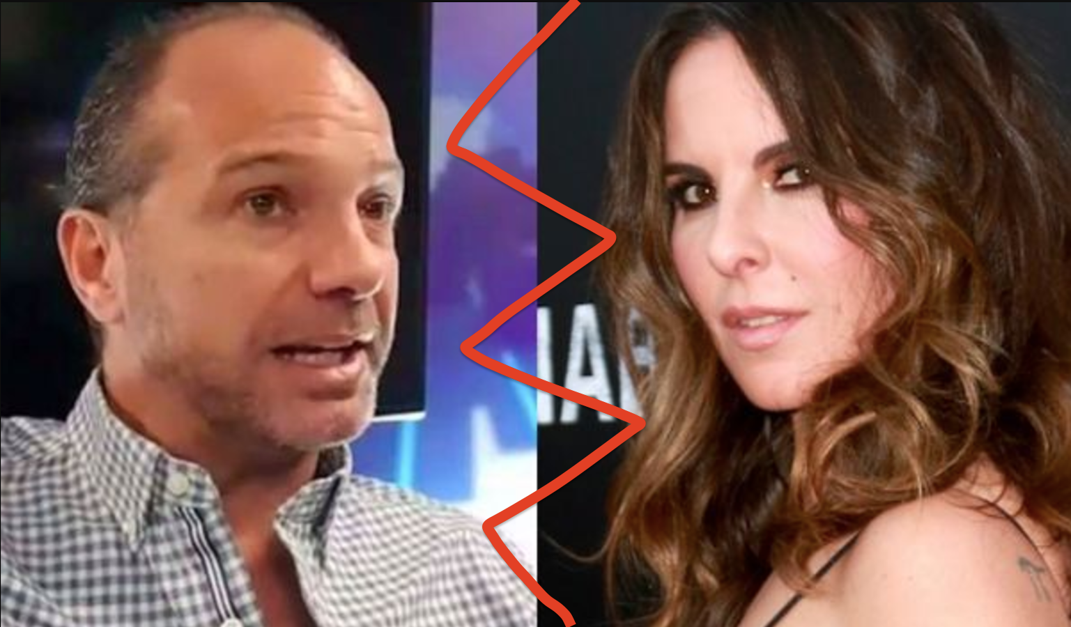 VIDEO: Ex futbolista contesta a Kate Del Castillo ...