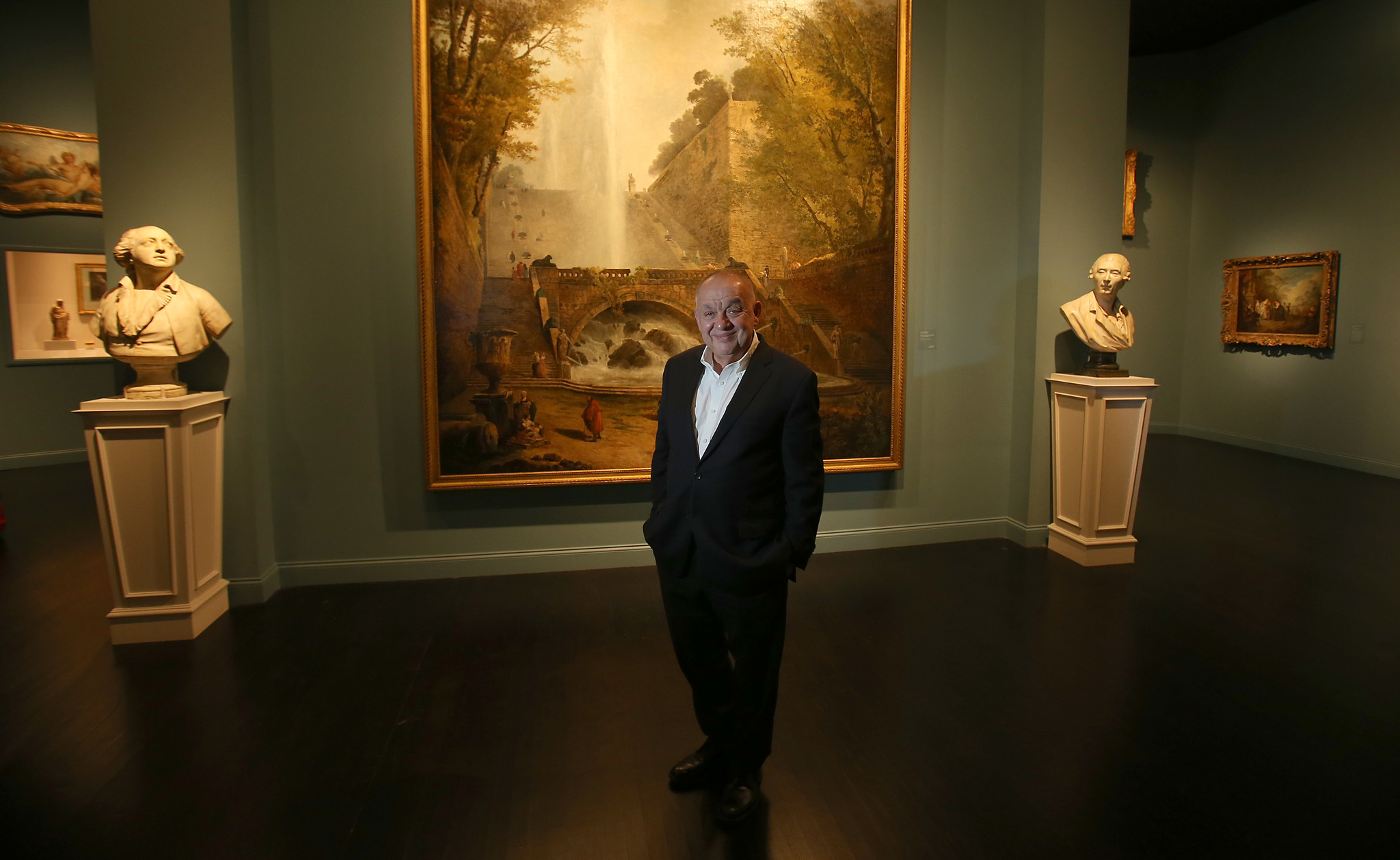 """""There is a bit of sadness,"" J. Patrice Marandel says of his departure from LACMA."