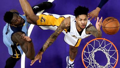 Lakers rookie Brandon Ingram is feeling close to 100%