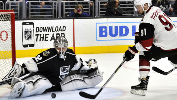 Kings Will Miss The Playoffs Again After Losing To The Coyotes, 2-1