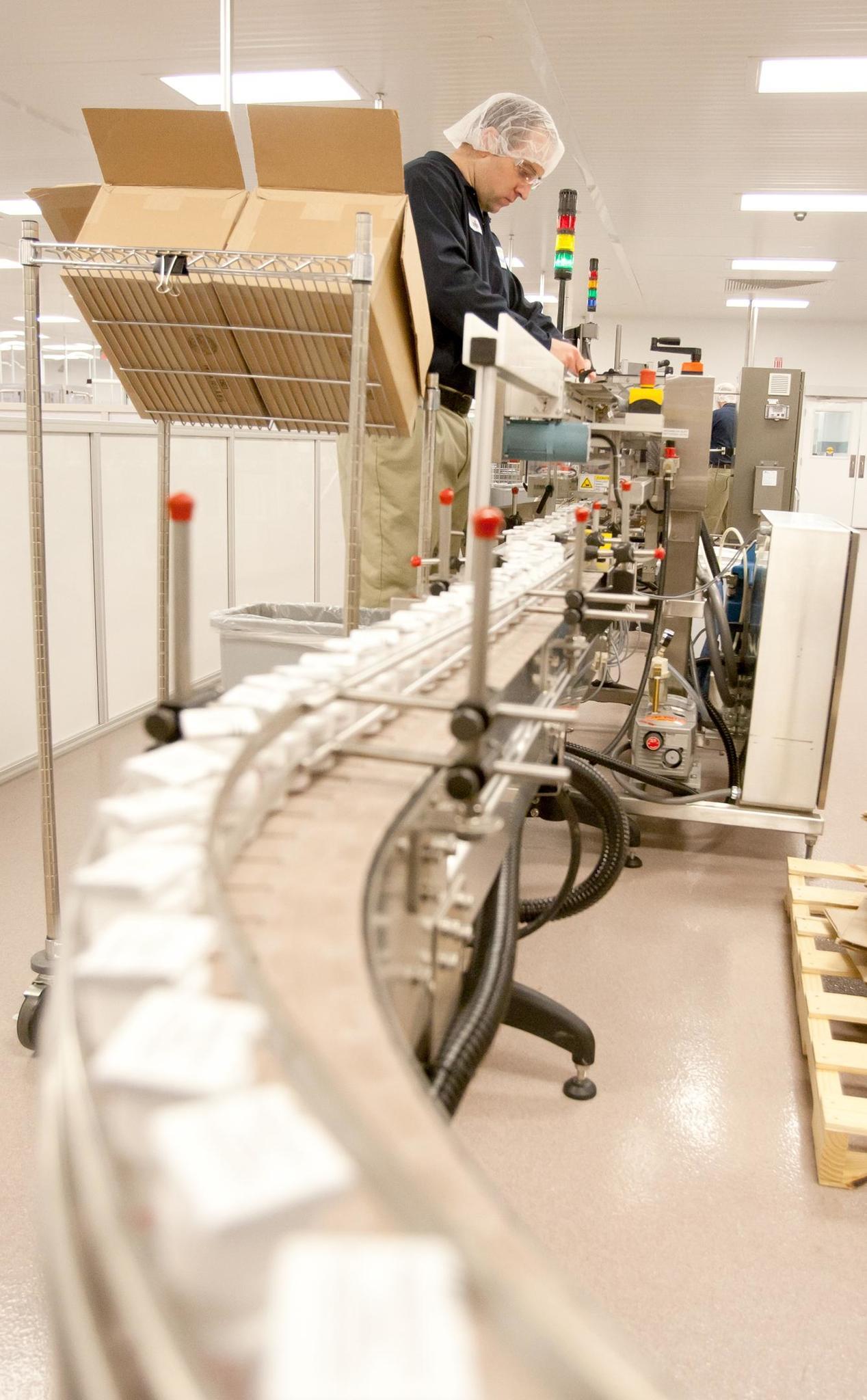 sharp buys pharmaceutical packaging facility in bethlehem