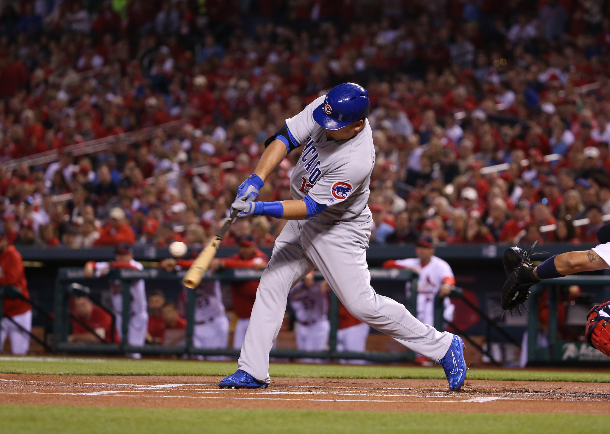 Kyle Schwarber off to strong start in Cubs leadoff spot ...