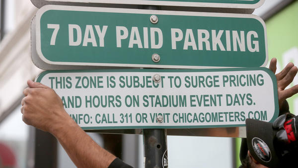 Wrigley Field parking 'surge pricing' is on slippery slope to price gouging | Chicago Tribune
