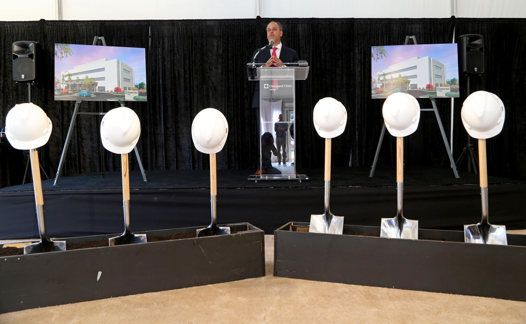 Cleveland Clinic Florida Breaks Ground On Coral Springs Surgery Center