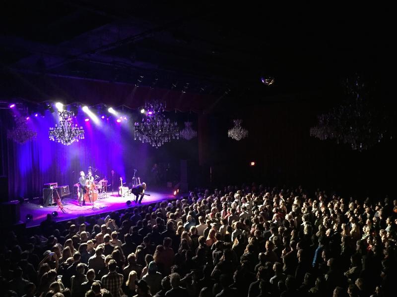 The Fillmore Auditorium, San Francisco - HomeShare
