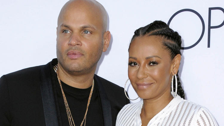 Mel B Granted Restraining Order Against Allegedly Abusive Estranged Husband