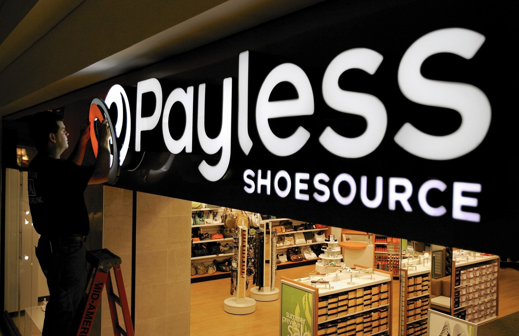 Payless Shoe Store Independence Mo