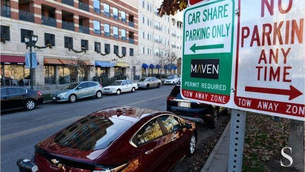 GM launches Maven car-sharing service in Baltimore