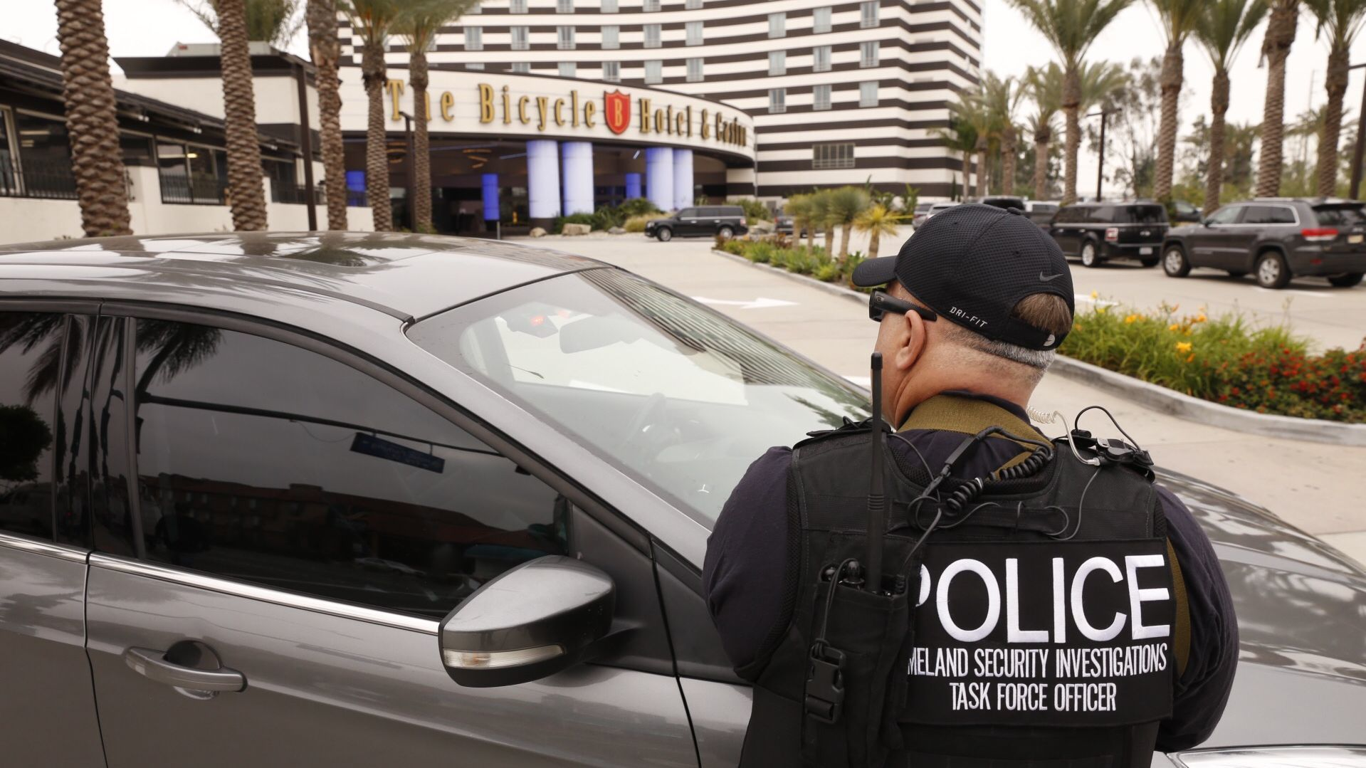 Bicycle Hotel Casino in Bell Gardens reopens after federal raid