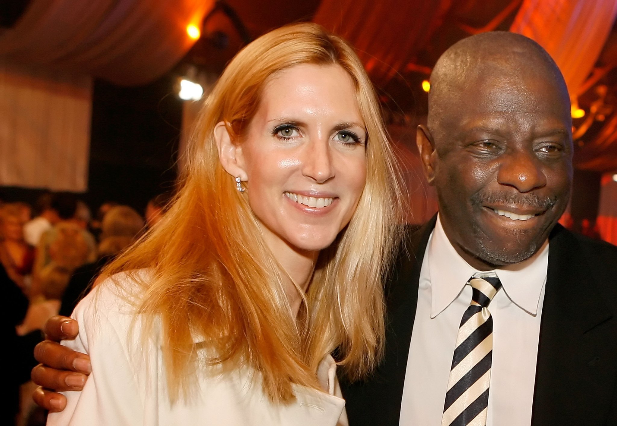 Is ann coulter dating a liberal