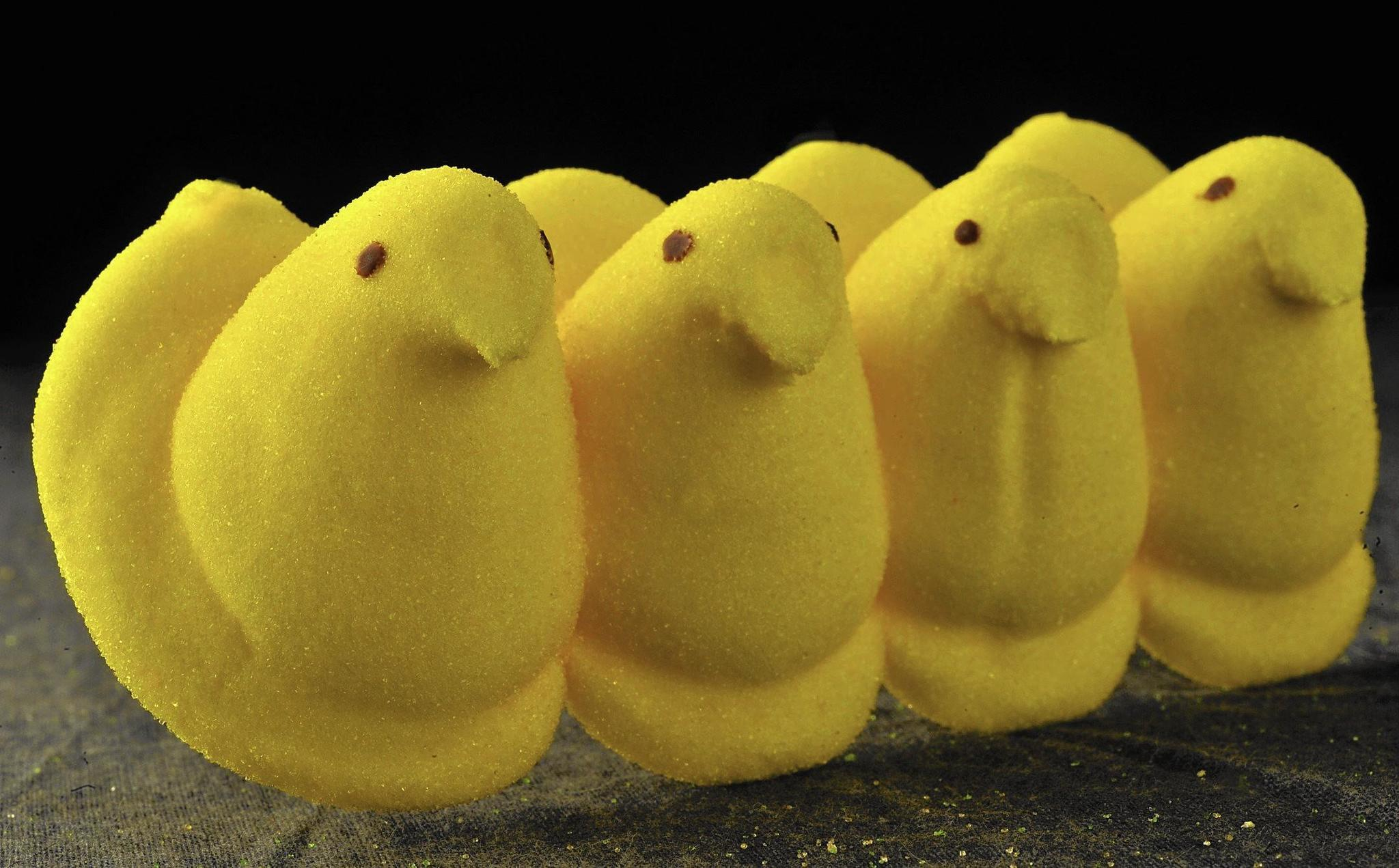 Peeps Drops In Popularity In Easter Candy Survey
