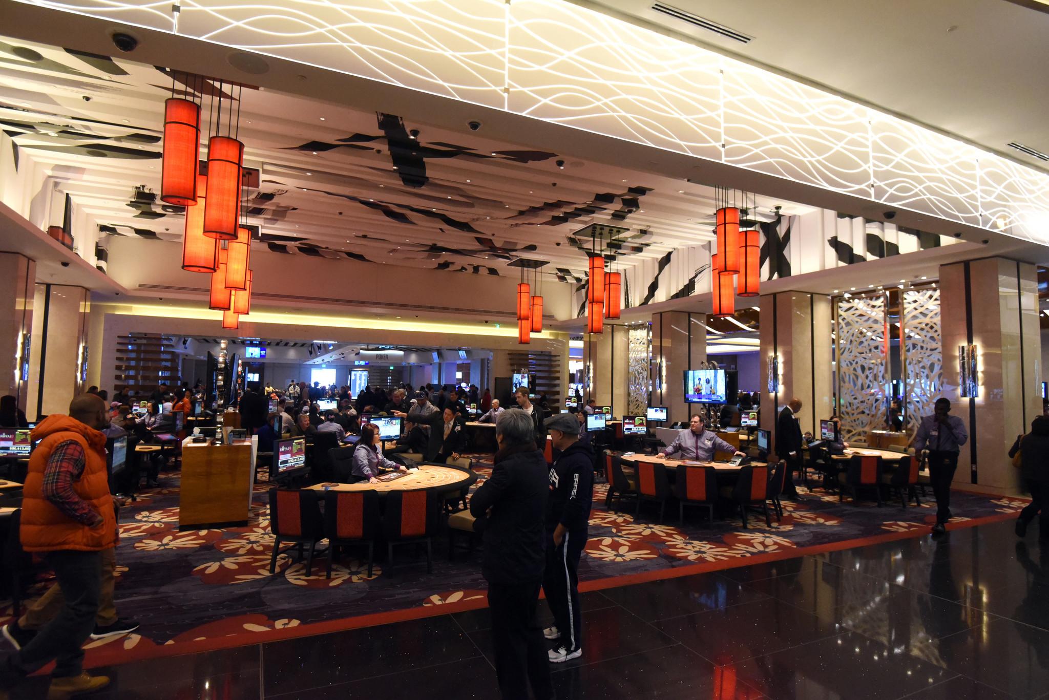 Record casino