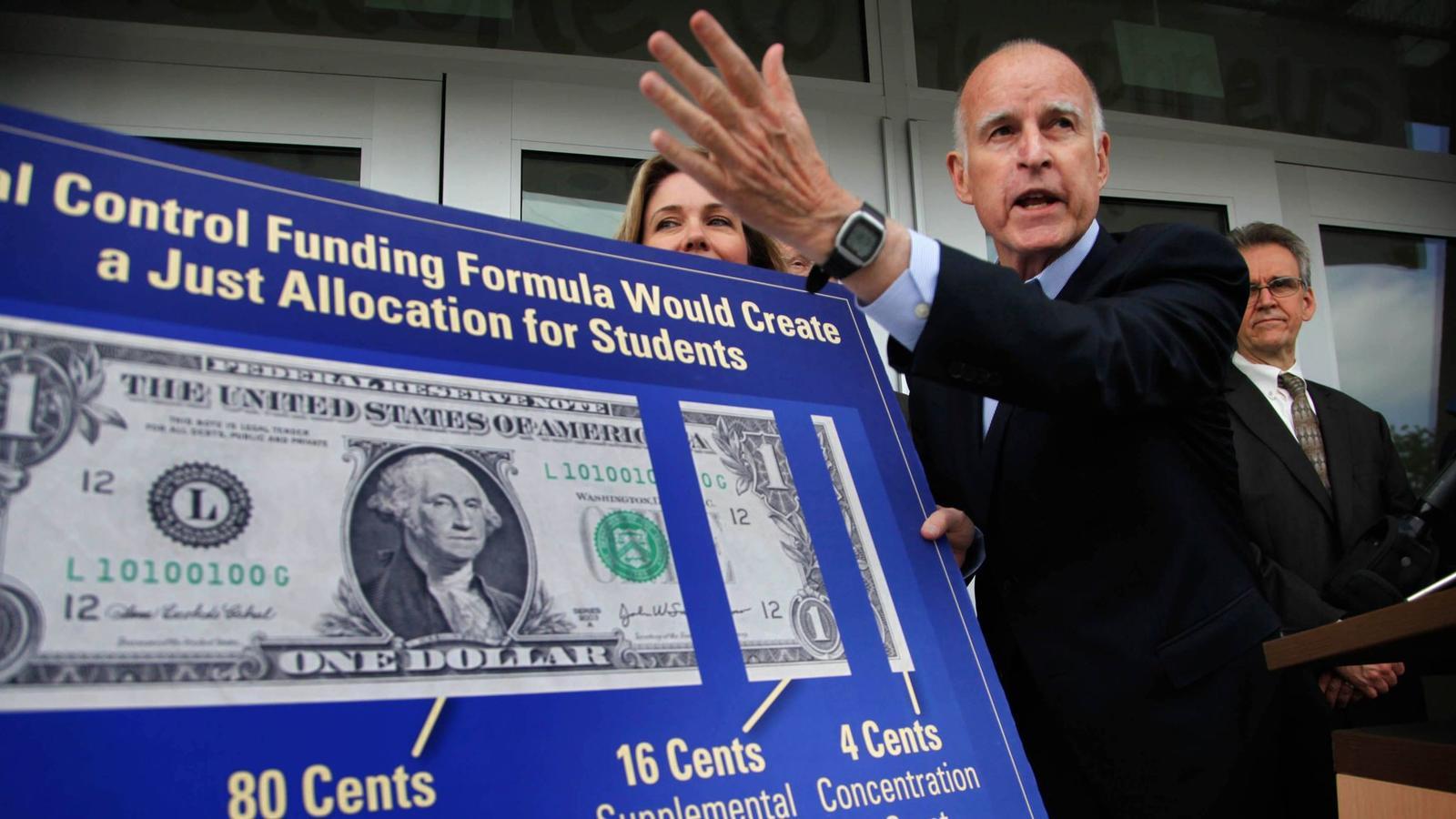 Gov. Jerry Brown (Barbara Davidson / Los Angeles Times)