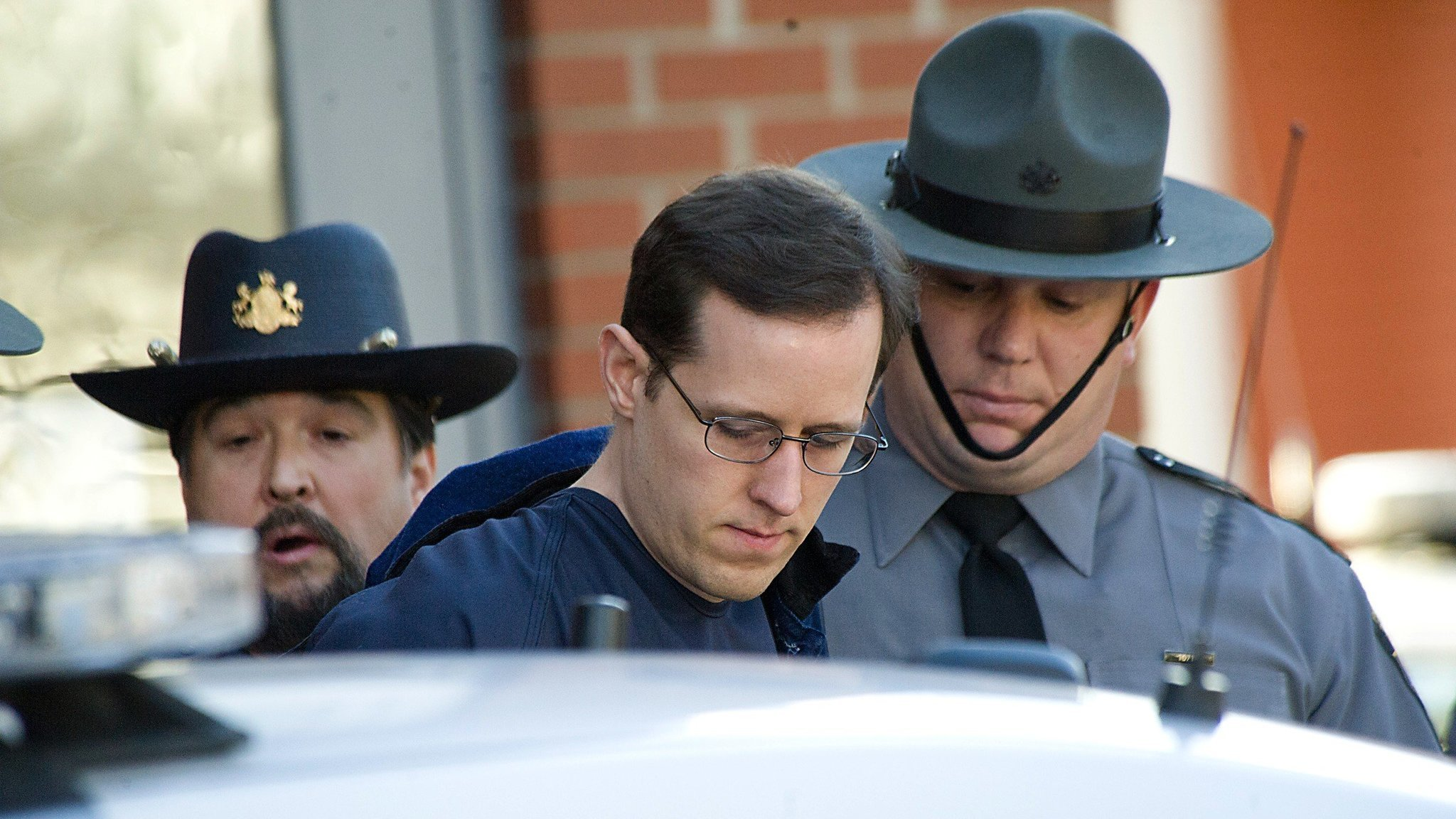 eric frein trial resumes after brief hospital visit