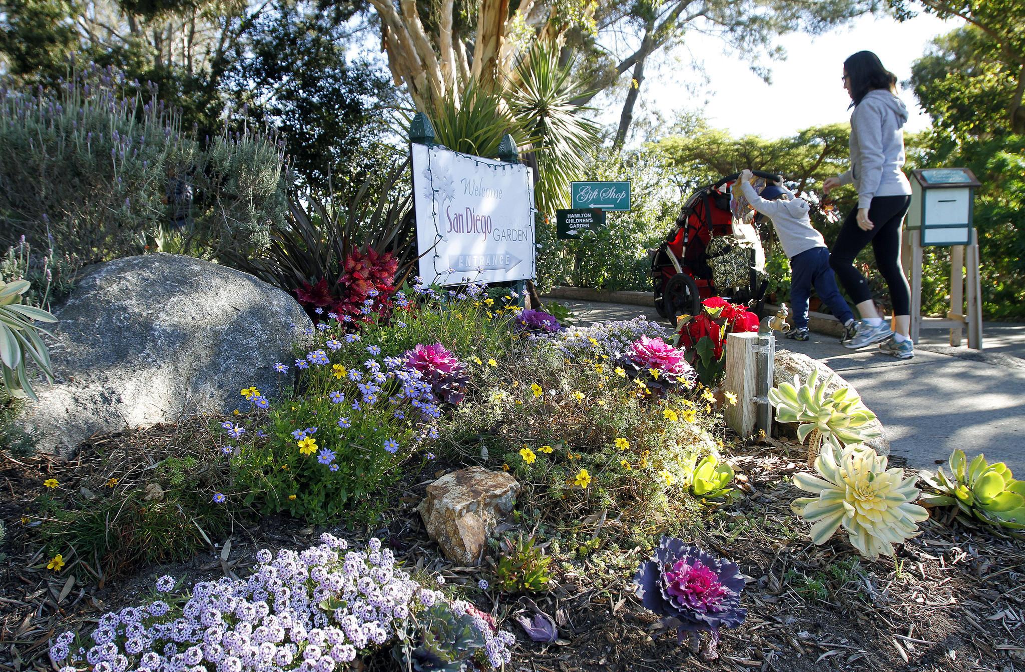 s d botanic garden named to top 10 list the san go union tribune