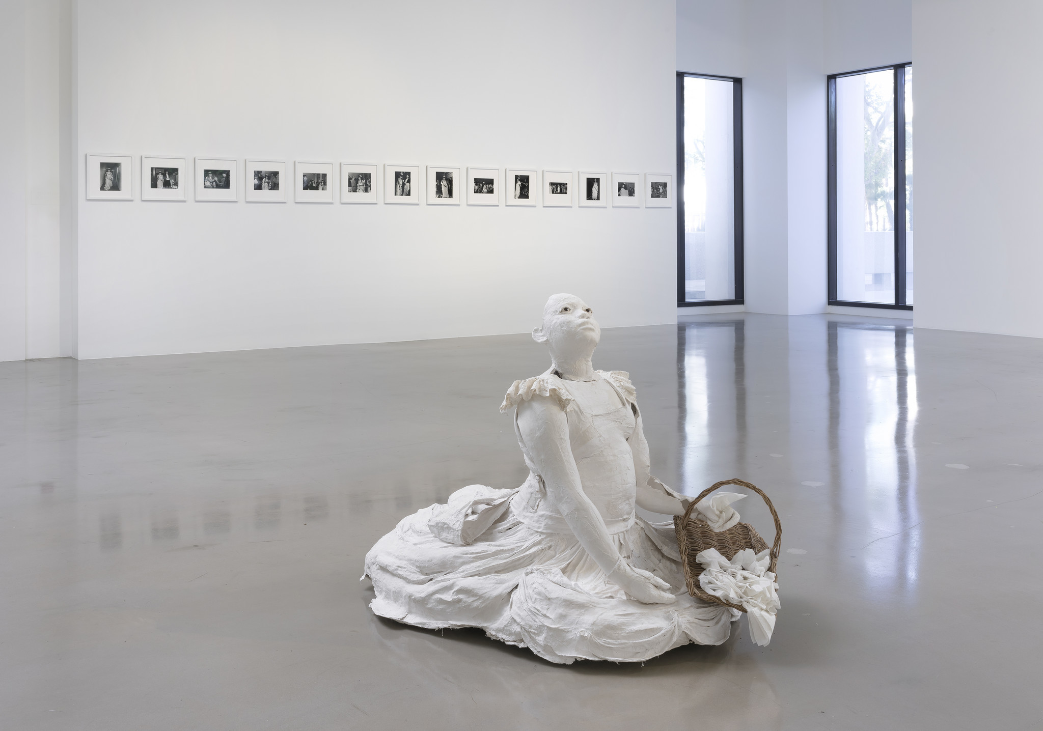 """Another installation view of """"Power."""""""