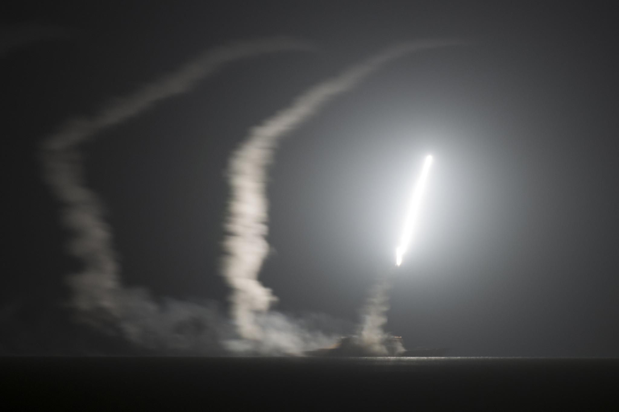 Created At 2017 04 07 0706 Clarette Wedges Cordelia Black Voxcom Us Launches Cruise Missiles Against Syria Over Chemical Weapons Attack