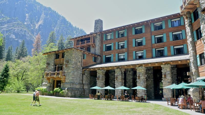 Dine In High Style At The Former Ahwahnee In Yosemite