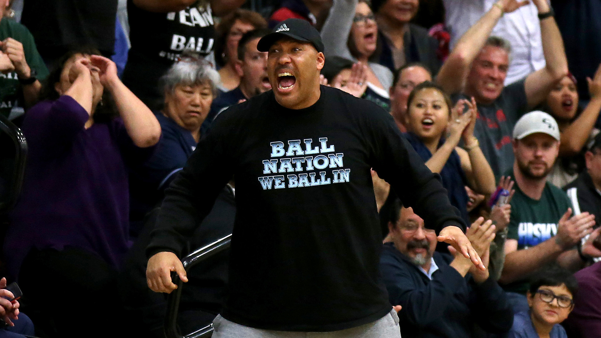 LaVar Ball on UCLA basketball: 'Can't win no championship ...