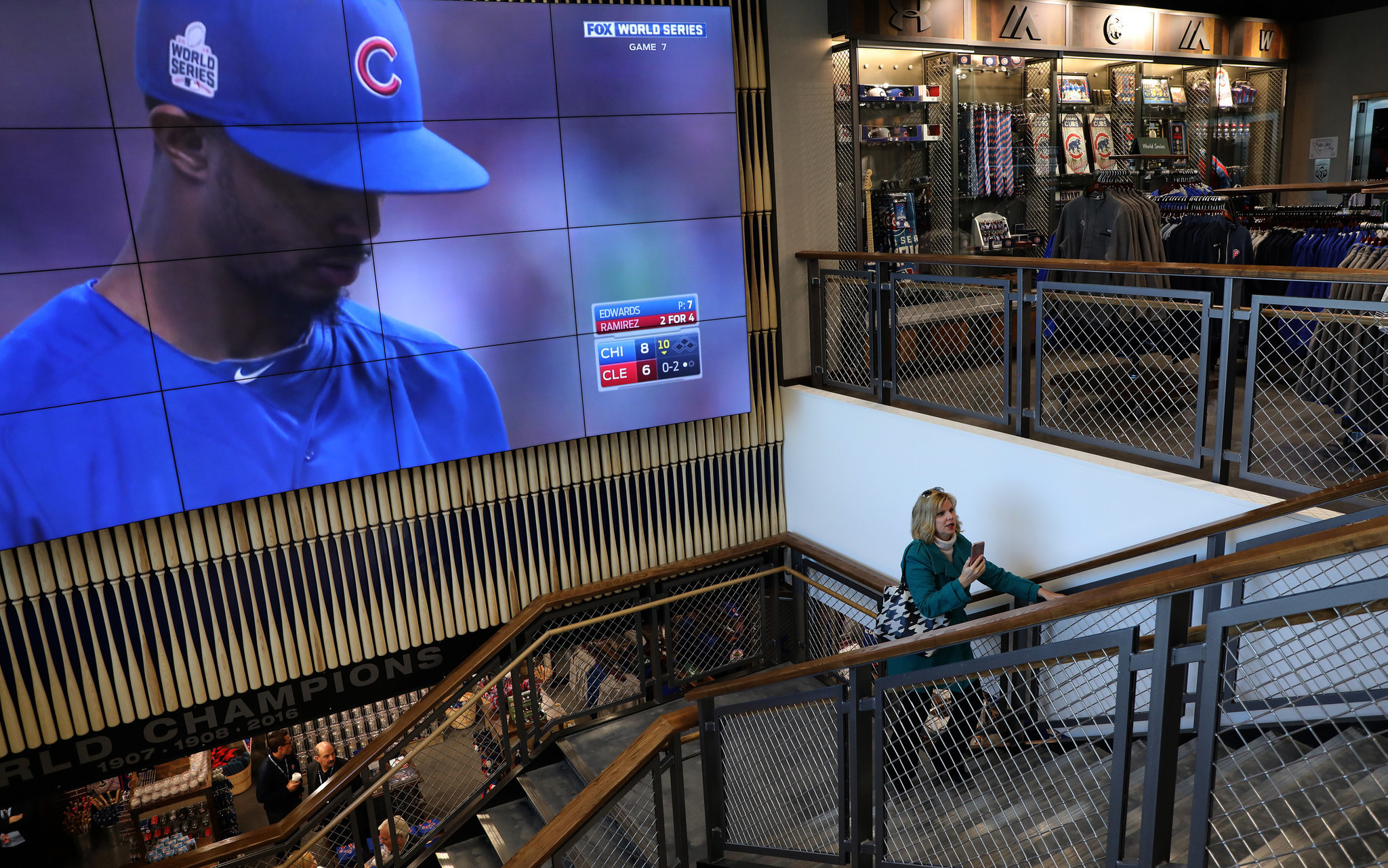 New Cubs Store to open at Wrigley Field - Chicago Tribune