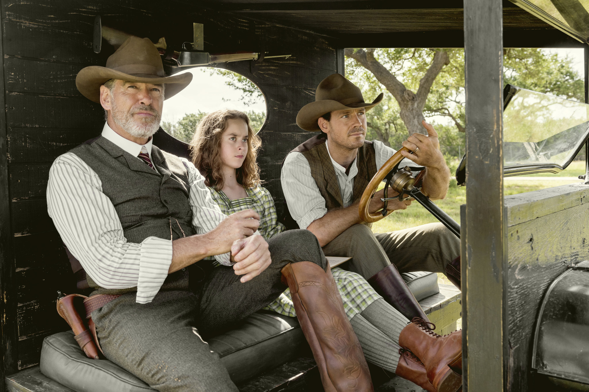 in amc�s engrossing new western �the son� a cowboy is