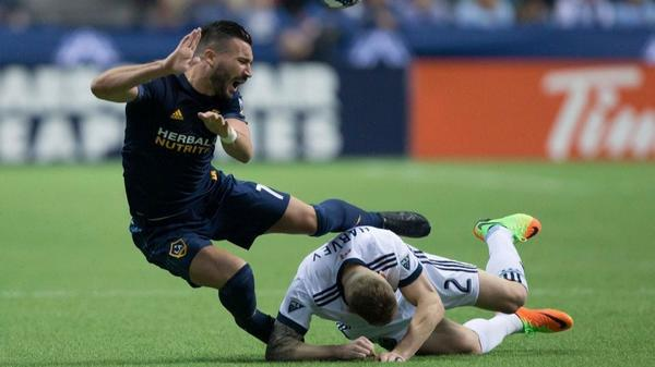Galaxy enjoy confidence booster with win over Impact, 2-0