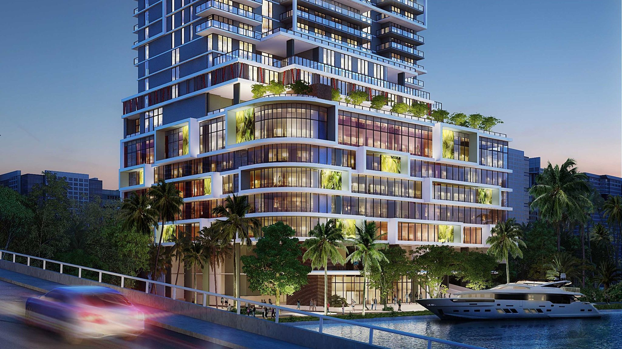 Luxury Senior Housing Proposed For Fort Lauderdale